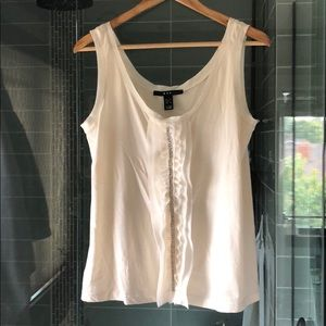 MNG by Mango XL Cotton tank top
